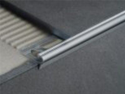 CS STAIRTEC FL-AS Aluminium eloxiert Silber