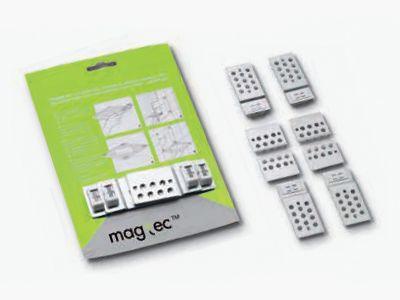 MAGTEC Magnete für unsichtbare Revisionsplatten