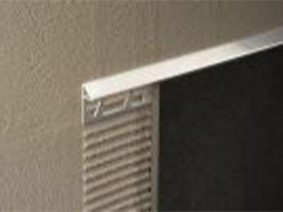 TRIALJOLLY TJ-AS Aluminium Silber und Außenecken