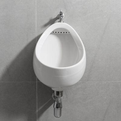 sauberes Urinal