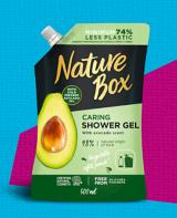 Avocado Shower Gel Pouch