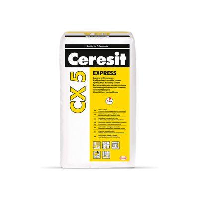 CX 5 EXPRESS greitai kietėjantis cementas