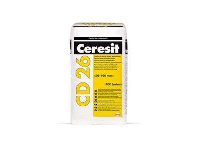 CD 26 jämedateraline betooniparandussegu