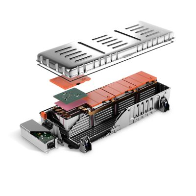 funcionamiento interno de un paquete de baterías