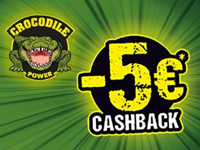 Cashback Pattex Crocodile Power
