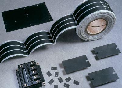 BERGQUIST Q-Pad 3黑色產品線