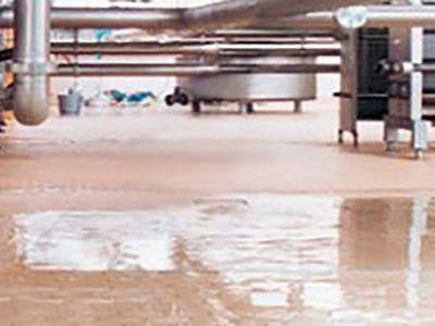 Керамични покрития в промишлени площи