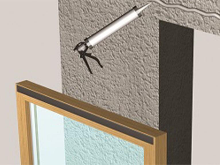 Прозоречна изолационна система WINTeQ