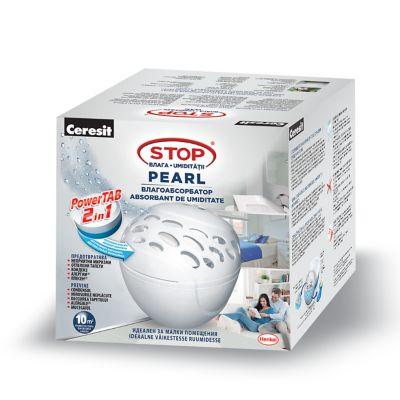 Мини влагоабсорбатор Ceresit STOP Влага Pearl