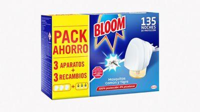 Bloom Eléctrico Líquido Pack Ahorro