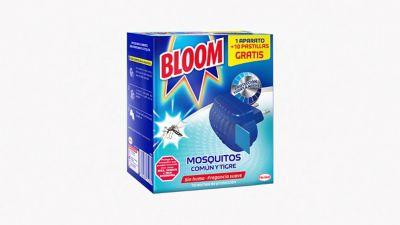 Bloom Pastillas Aparato Eléctrico
