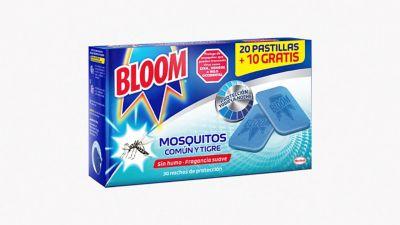 Bloom Recambio Pastillas Aparato Eléctrico
