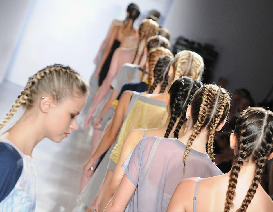 Boxer braids make for excellent Oktoberfest hair