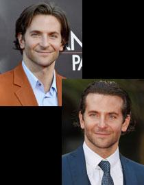 Bradley Cooper Hairstyle / Hair