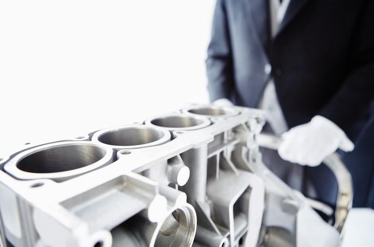 Illustration de l'industrie automobile