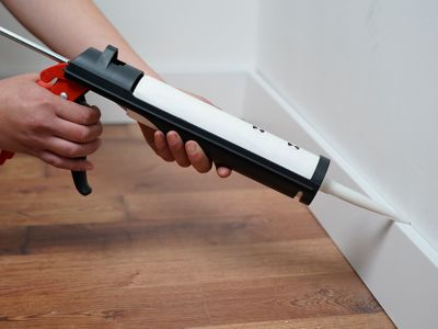 From Loading To Application: How To Use A Caulk Gun