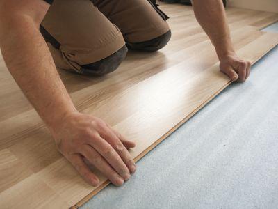 Floor adhesive: Never miss a step again!