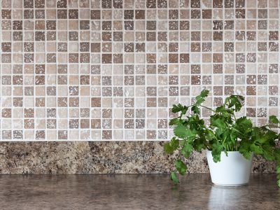 Tile adhesive: Useful for both indoor and outdoor projects