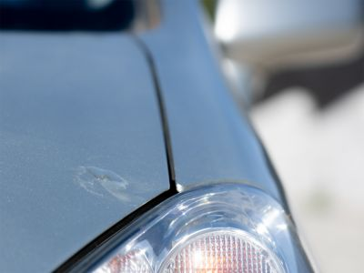 Learn how to remove glue from car paint – and drive with pride