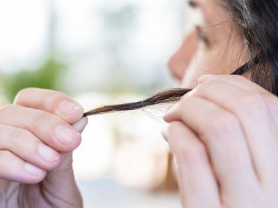 How to get super glue out of your hair—without cutting it!