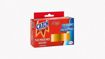 Catch Expert Papier Tue-Mouches
