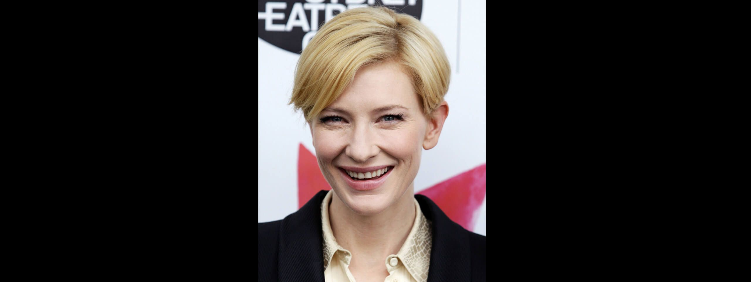 Cate Blanchett star con i capelli biondi tendenza