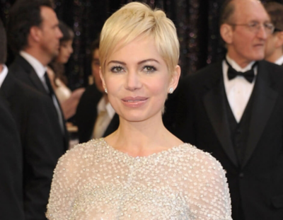 A cute pixie is ideal as a short wedding hairstyle