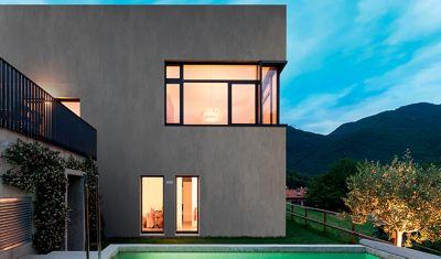 Special concrete effect