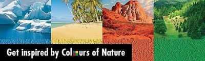Вдохновляйтесь природой с Colours of Nature