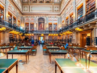 Biblioteca de Budapest