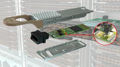 Illustration of automotive display key visual