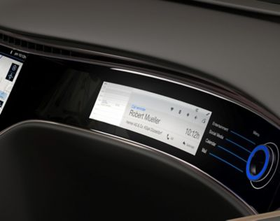 Co-Driver Display becomes more common to share driver support information and entertainment.