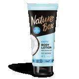 Coconut body lotion packshot