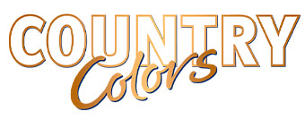 Country Colors Logo