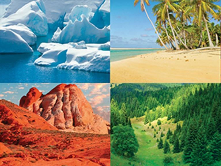 Inspirujte se odstíny Colours of Nature