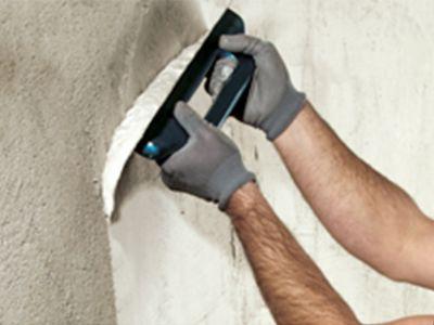 Opravy a sanace betonu