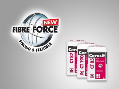 Fibre Force ETICS