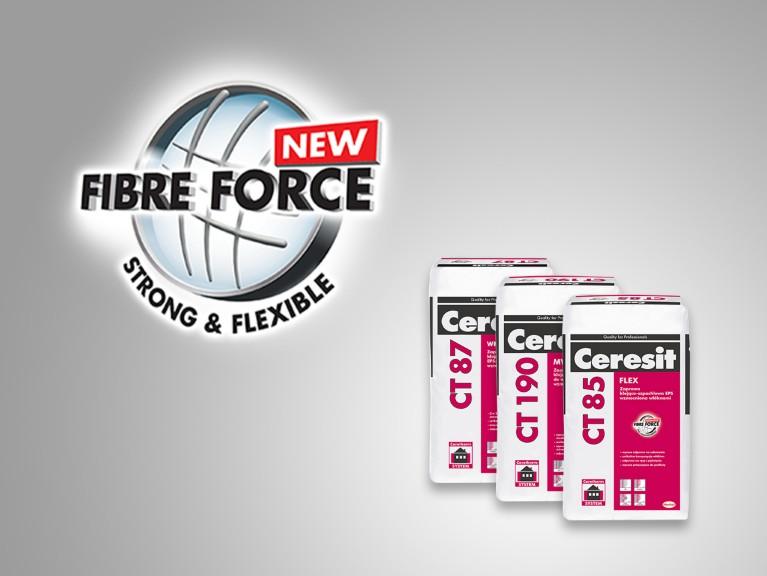 Fibre Force ETICS