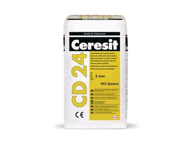 Opravné malty a cementy - systém Ceresit PCC