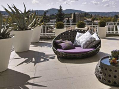 Terasy, balkony a lodžie