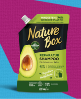 Avocado Shampoo Pouch