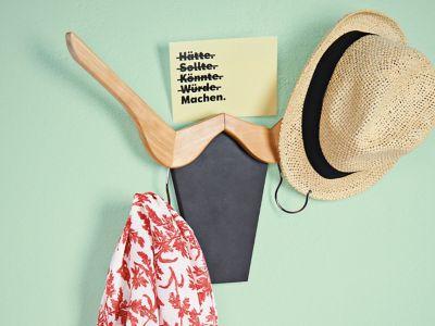 Garderobe gestalten