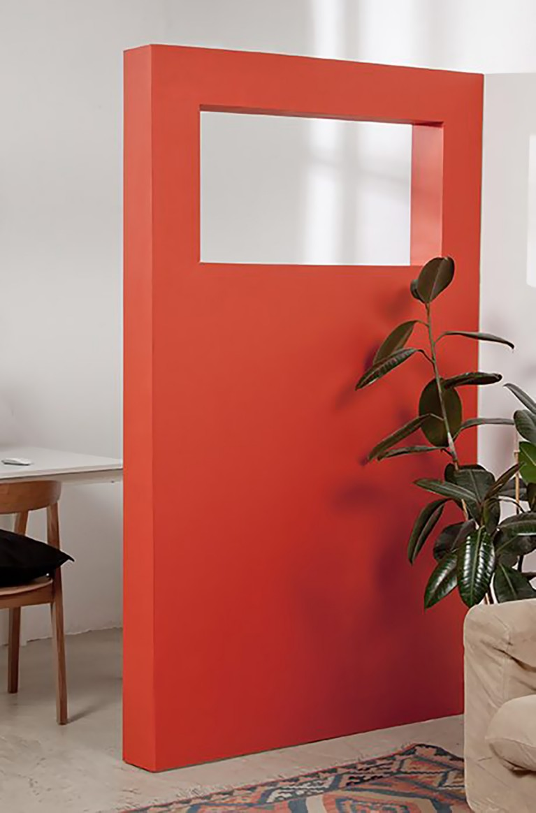 Construir una pared divisoria de bricolaje en tu habitación
