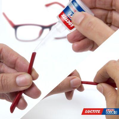 Loctite Super Glue-3 Precisión