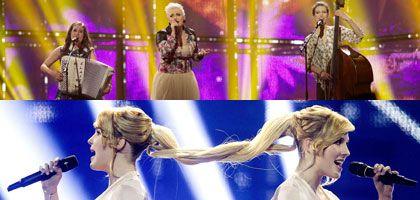 Účesy na soutěži Eurovize 2014