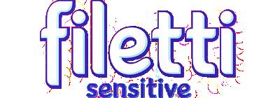 Filetti Sensitive logo