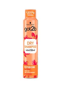 Thumbnail – Texturizing Dry shampoo 200ml