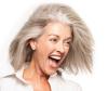 Frisuren für älteres Haar