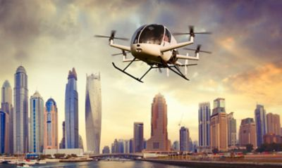 Urban Air Mobility: Taking Traffic Into the Third Dimension