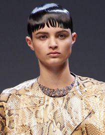 Gel hairstyles